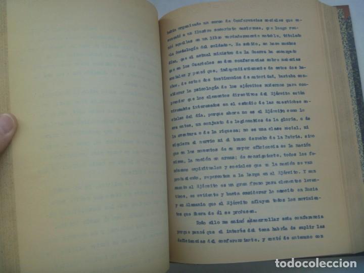 Libros antiguos: ENORME LIBRO DE CURSO DE CONFERENCIAS , 1922-23: CAVALCANTI, ETC. TEMAS DE HISTORIA, ETC - Foto 3 - 251543580