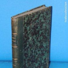 Libri antichi: APUNTES INTERESANTES SOBRE LAS ISLAS FILIPINAS .- VICENTE BARRANTES. Lote 251681960