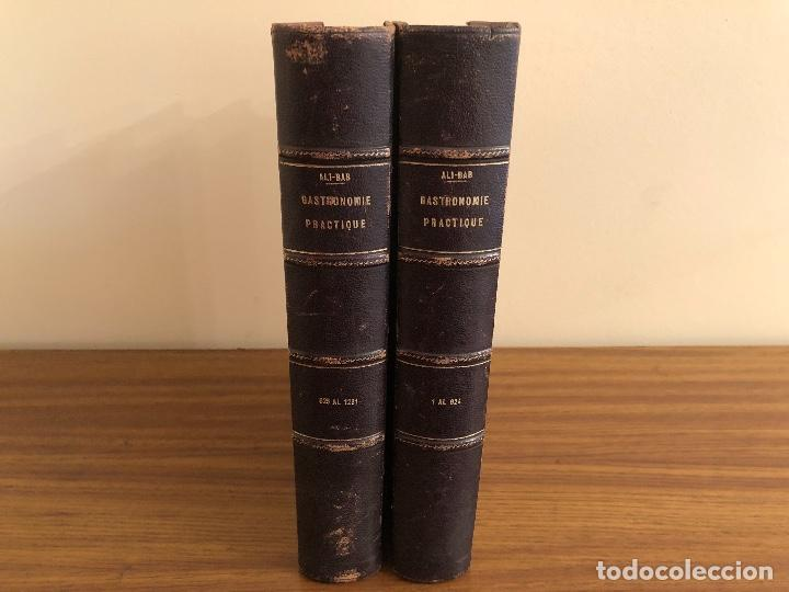 GASTRONOMIE PRACTIQUE. ALI-BAB. 1 AL 624 / 625 AL 1281. ERNEST FLAMMARION - 1931 (Libros Antiguos, Raros y Curiosos - Cocina y Gastronomía)