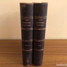 Libros antiguos: GASTRONOMIE PRACTIQUE. ALI-BAB. 1 AL 624 / 625 AL 1281. ERNEST FLAMMARION - 1931. Lote 252681320