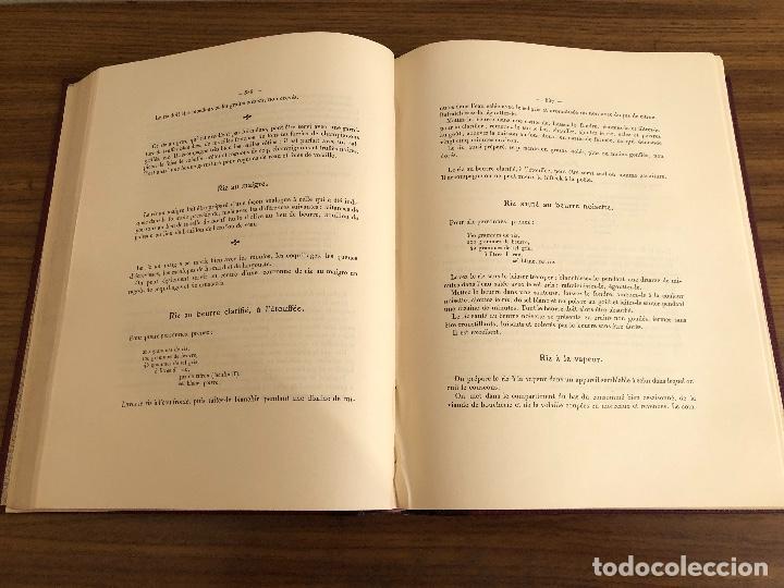 Libros antiguos: GASTRONOMIE PRACTIQUE. ALI-BAB. 1 al 624 / 625 al 1281. Ernest Flammarion - 1931 - Foto 9 - 252681320