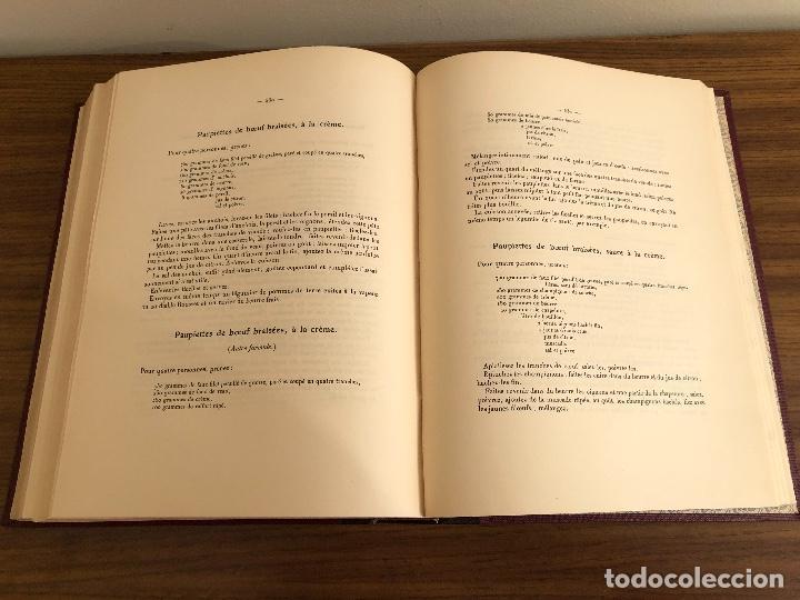 Libros antiguos: GASTRONOMIE PRACTIQUE. ALI-BAB. 1 al 624 / 625 al 1281. Ernest Flammarion - 1931 - Foto 10 - 252681320