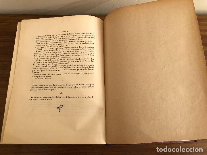 Libros antiguos: GASTRONOMIE PRACTIQUE. ALI-BAB. 1 al 624 / 625 al 1281. Ernest Flammarion - 1931 - Foto 11 - 252681320