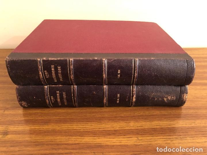 Libros antiguos: GASTRONOMIE PRACTIQUE. ALI-BAB. 1 al 624 / 625 al 1281. Ernest Flammarion - 1931 - Foto 16 - 252681320