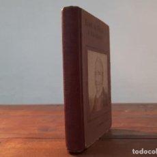 Libros antiguos: LOPE DE VEGA Y SUS OBRAS - NICOLAS ESCANILLA - EDICION ESCOLAR - 1935, MADRID. Lote 252785600