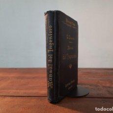 Libros antiguos: MANUAL DEL INGENIERO - G. COLOMBO - ADRIAN ROMO EDITOR, 1912, 4ª EDICION, MADRID. Lote 252786155