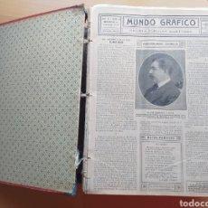 Libros antiguos: MUNDO GRÁFICO 1914. Lote 252786830