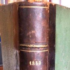 Libros antiguos: SIMBOLISMO DE LA CAMPANA- SYMBOLISME DE LA CLOCHE- POITIERS- FRANCIA 1859. Lote 252810090