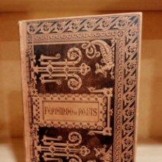 Libros antiguos: LIBRO LA CELESTINA DE FERNANDO DE ROJAS (EDICION AÑO 1886). Lote 253016905