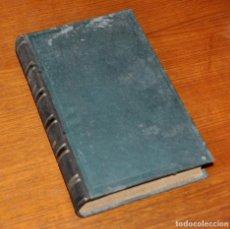 Libros antiguos: LIBRO JOURNAL PHARMACIE ET DE CHIMIE 1900. Lote 253289705