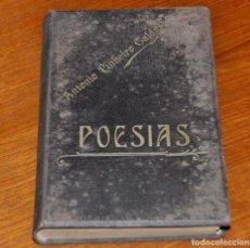 Libros antiguos: LIBRO POESIAS ANTONIO PINHEIRO AÑO 1864. Lote 253301070