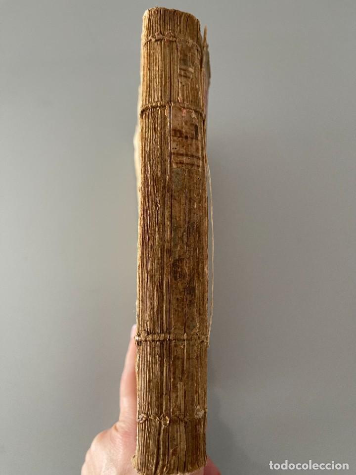 Libros antiguos: Diarios de Barcelona que comprehende los meses de Octubre, Noviembre y Diciembre 1792 (92 diarios) - Foto 3 - 253633240