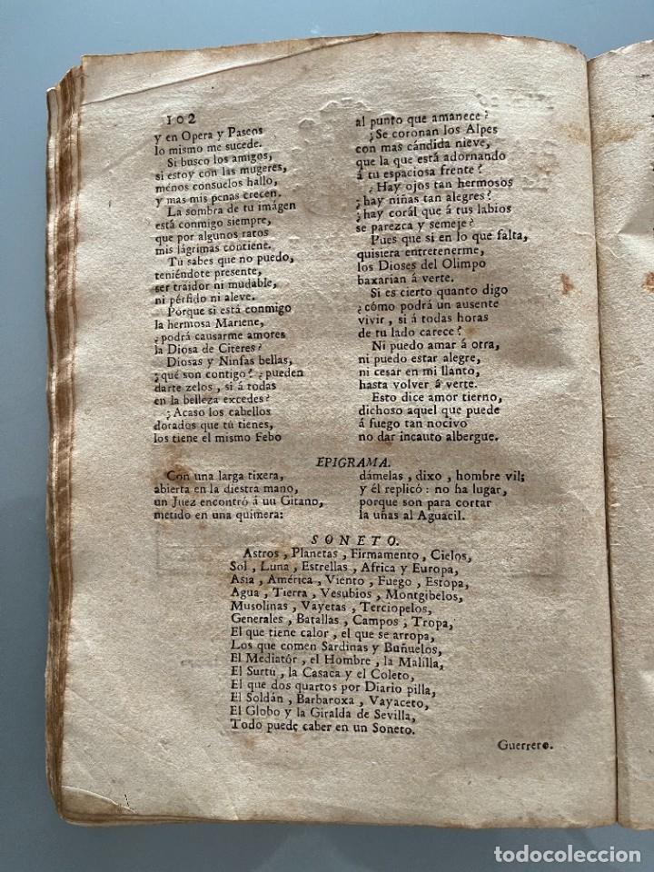 Libros antiguos: Diarios de Barcelona que comprehende los meses de Octubre, Noviembre y Diciembre 1792 (92 diarios) - Foto 19 - 253633240