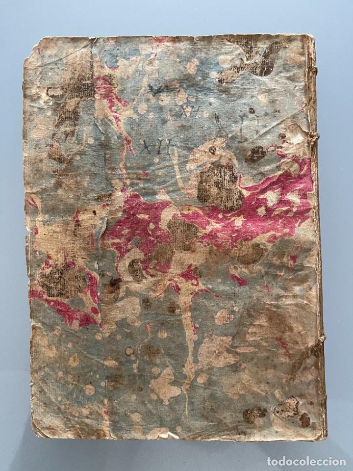 Libros antiguos: Diarios de Barcelona que comprehende los meses de Octubre, Noviembre y Diciembre 1792 (92 diarios) - Foto 38 - 253633240