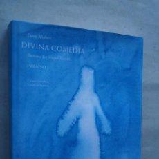 Livres anciens: DIVINA COMEDIA. DANTE ALIGHIERI. ILUSTRADA POR MIQUEL BARCELÓ. PARAISO.. Lote 253645675