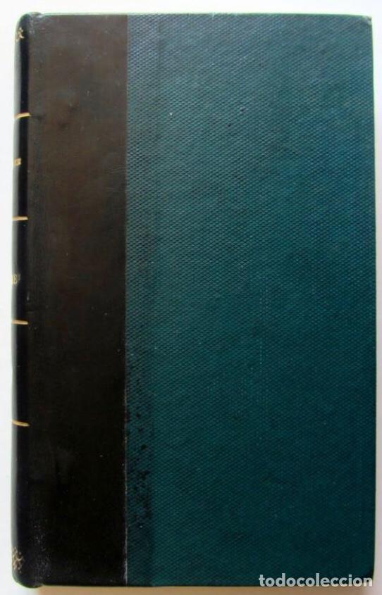 EL HOMBRE SEGÚN LA CIENCIA. DR. LUIS BÜCHNER. ED. JANÉ HERMANOS. ILUSTRADO. TAPAS DURAS (Libros Antiguos, Raros y Curiosos - Ciencias, Manuales y Oficios - Otros)