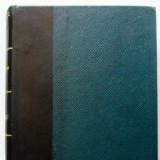Libros antiguos: EL HOMBRE SEGÚN LA CIENCIA. DR. LUIS BÜCHNER. ED. JANÉ HERMANOS. ILUSTRADO. TAPAS DURAS. Lote 126285199