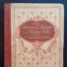 Libri antichi: 1900 - ANTIGUO LIBRO INFANTIL ILUSTRADO CON GRABADOS Y PARTITURAS MUSICALES - CUENTOS PARA NIÑOS. Lote 254144330