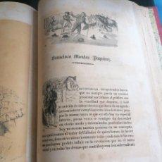 Libri antichi: HISTORIA DEL TOREO 1850 COLOMA Y COMPAÑIA. Lote 254155005