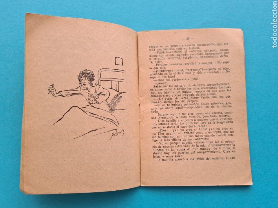 Libros antiguos: SOR DEDAL - VICENTE DIEZ DE TEJADA - COL. LA NOVELA DE HOY Nº 328 AÑO 1928 ILUSTRACIONES DE RAMIREZ - Foto 6 - 254181690