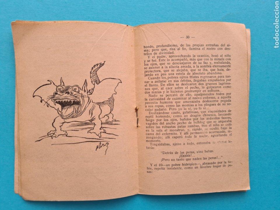 Libros antiguos: SOR DEDAL - VICENTE DIEZ DE TEJADA - COL. LA NOVELA DE HOY Nº 328 AÑO 1928 ILUSTRACIONES DE RAMIREZ - Foto 7 - 254181690