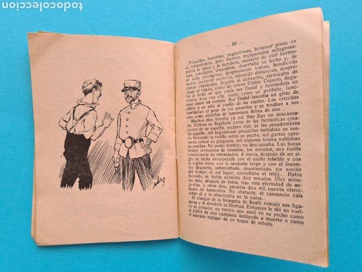 Libros antiguos: SOR DEDAL - VICENTE DIEZ DE TEJADA - COL. LA NOVELA DE HOY Nº 328 AÑO 1928 ILUSTRACIONES DE RAMIREZ - Foto 8 - 254181690