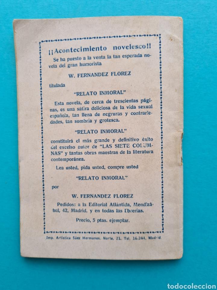 Libros antiguos: SOR DEDAL - VICENTE DIEZ DE TEJADA - COL. LA NOVELA DE HOY Nº 328 AÑO 1928 ILUSTRACIONES DE RAMIREZ - Foto 10 - 254181690