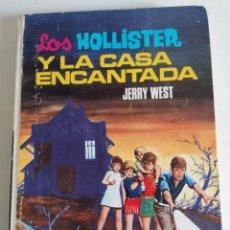 Libros antiguos: LOS HOLLISTER. Lote 254201600