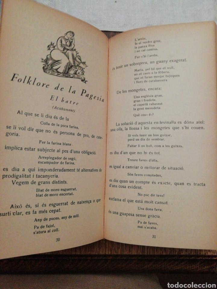 Libros antiguos: CURIOSITATS DE CATALUNYA PRIMER SEMESTRE 1936 - Foto 4 - 254434640