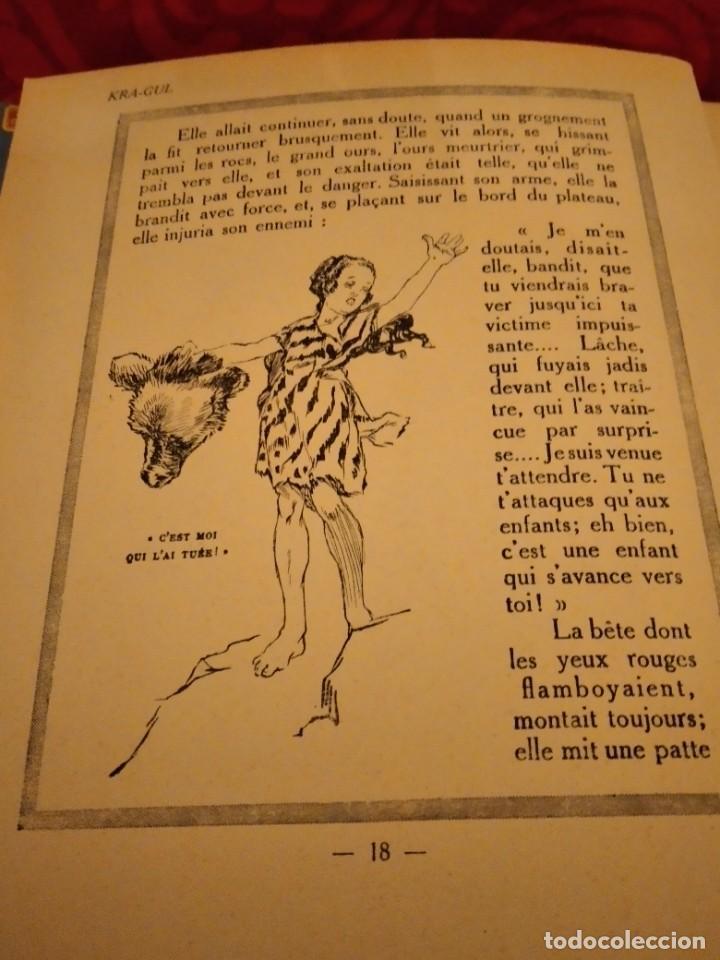 Libros antiguos: j.jacquin petites filles du temps passé illustrations de rene vincent,1929 - Foto 9 - 254438475