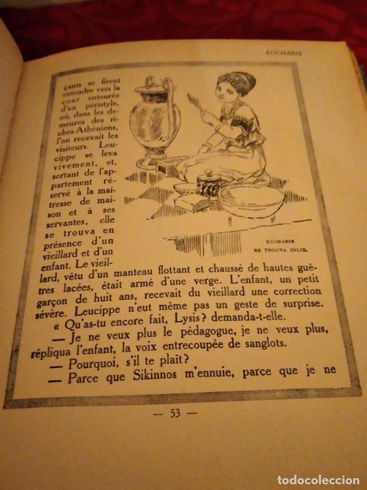 Libros antiguos: j.jacquin petites filles du temps passé illustrations de rene vincent,1929 - Foto 10 - 254438475