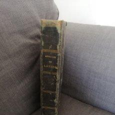 Libros antiguos: LES MÉMOIRES DE LATUDE ÉCRITS PAR LUI MÊME - LIBRO 1792 EN FRANCÉS - FAYARD ED.. Lote 254496605