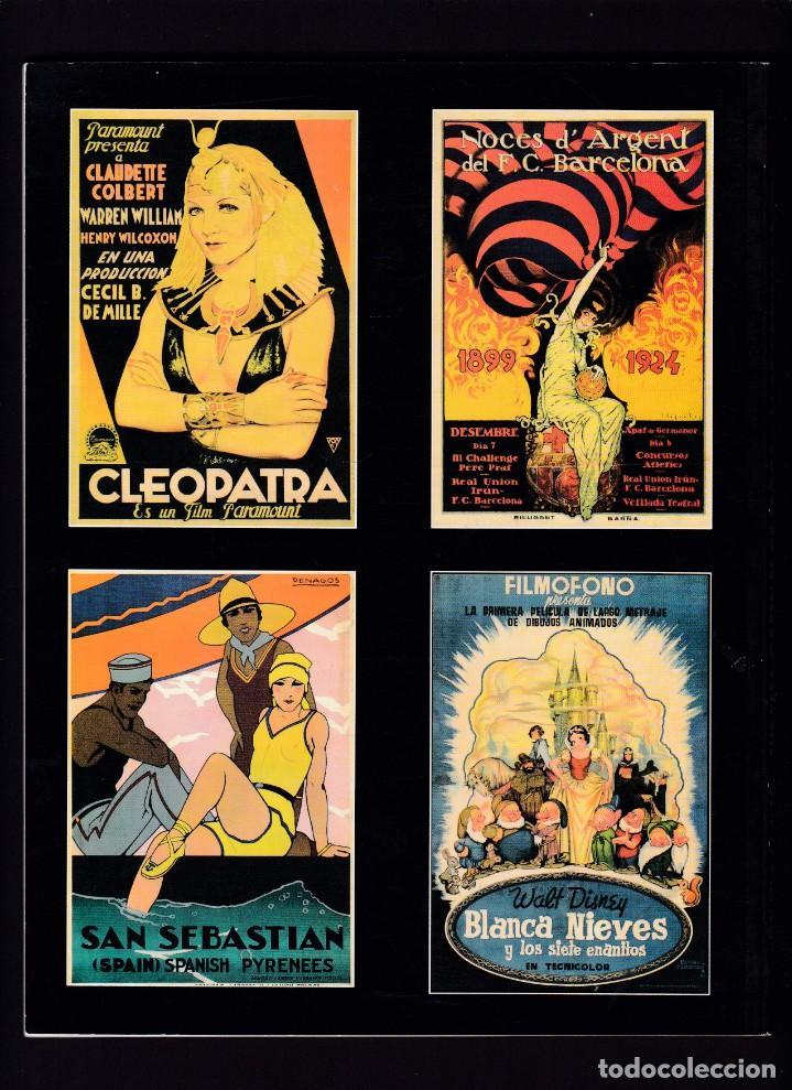 Libros antiguos: CARTELES DE PUBLICIDAD Y CINE ANTIGUOS - CATALOGO SUBASTA - SOLER Y LLACH / OCTUBRE 2003 - Foto 2 - 254598715
