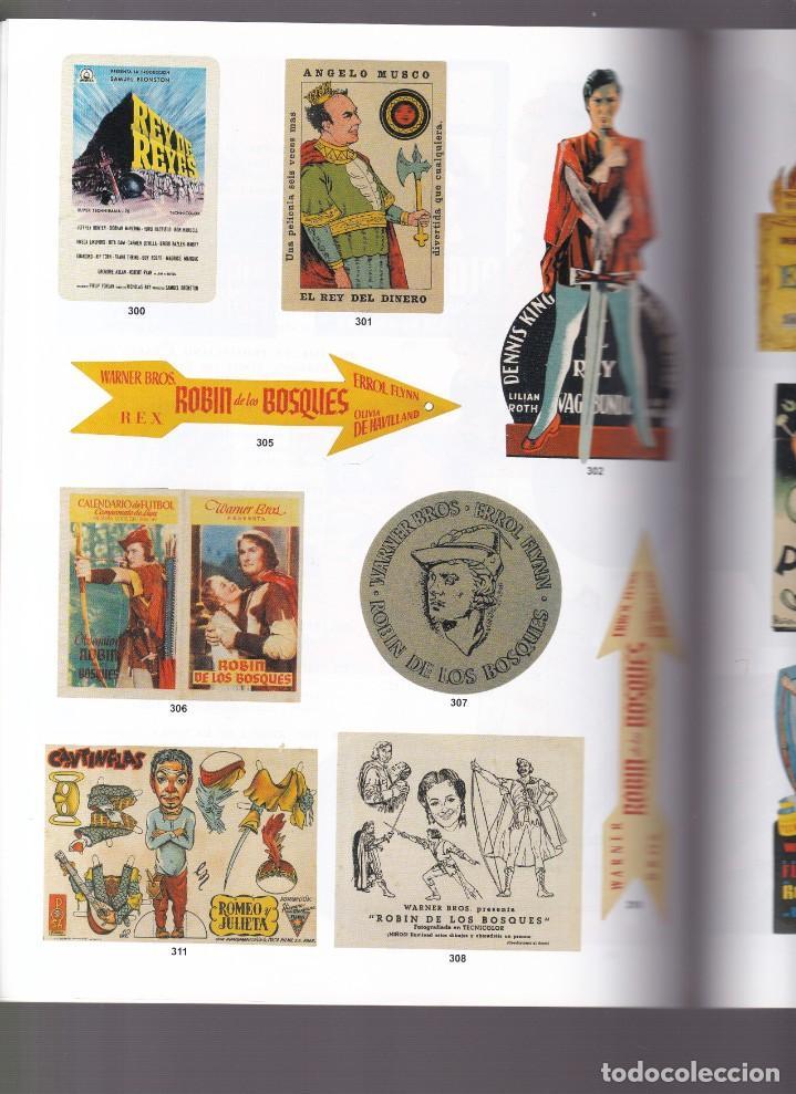 Libros antiguos: PROGRAMAS DE CINE - TROQUELADOS Y ESPECIALES - CATALOGO - SOLER Y LLACH / FEBRERO 2004 - Foto 2 - 254602765