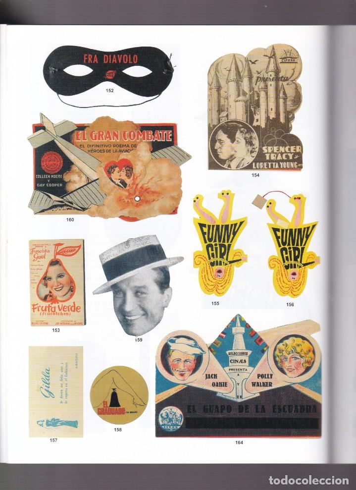 Libros antiguos: PROGRAMAS DE CINE - TROQUELADOS Y ESPECIALES - CATALOGO - SOLER Y LLACH / FEBRERO 2004 - Foto 3 - 254602765
