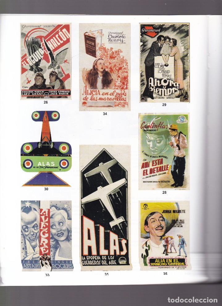 Libros antiguos: 1000 PROGRAMAS DE MANO DE CINE - CATALOGO - SOLER Y LLACH / JUNIO 2003 - Foto 2 - 254604570