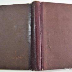 Libros antiguos: TABLAS MARINAS - ANTONIO VILLALÓN Y JOSÉ GARCÍA PAREDES - BARCELONA AÑO 1920 - USADO POR UN MARINO. Lote 254855490