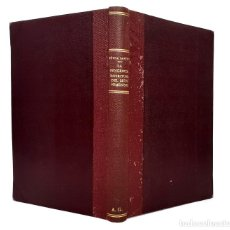 Libros antiguos: 1908 - MUY RARO - LA INDIGENCIA ESPIRITUAL DEL SEXO FEMENINO - LA POBREZA MENTAL DE LA MUJER - 1ª ED. Lote 254895650