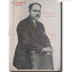 Libros antiguos: LA NOVELA CORTA Nº 270: MEMORIAS DE UN ASESINO GENIAL. INSÚA, ALBERTO. Lote 254907940
