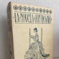 Libros antiguos: LA NOVELA CON REGALO , TOMO 1º - REVISTA SEMANAL LITERARIA. Lote 254915765