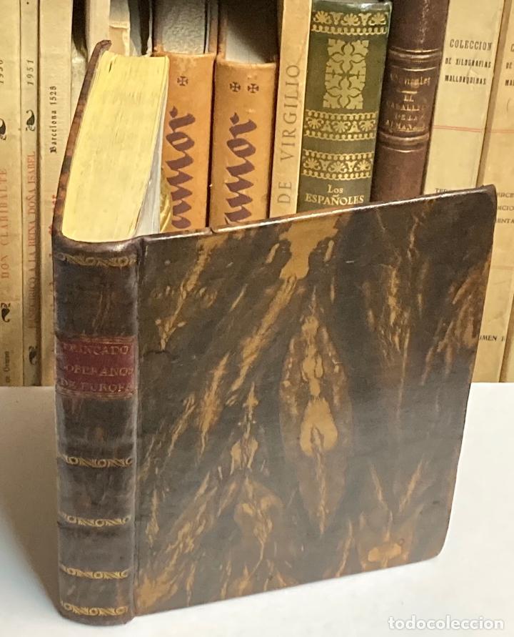 Libros antiguos: AÑO 1766 - COMPENDIO HISTÓRICO GEOGRÁFICO Y GENEALÓGICO DE LOS SOBERANOS DE EUROPA - MANUEL TRINCADO - Foto 2 - 254975390