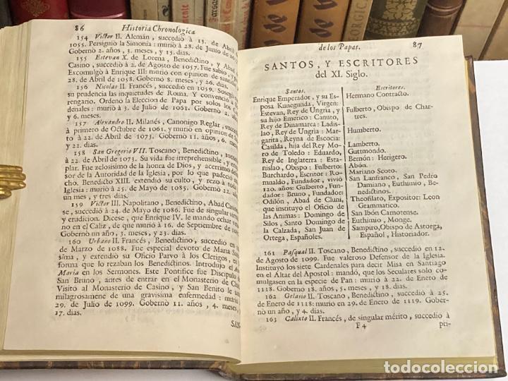 Libros antiguos: AÑO 1766 - COMPENDIO HISTÓRICO GEOGRÁFICO Y GENEALÓGICO DE LOS SOBERANOS DE EUROPA - MANUEL TRINCADO - Foto 3 - 254975390