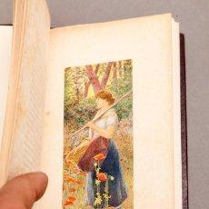 Libri antichi: ALEXANDRE DE RIQUER : CRISANTEMES. Lote 254976505