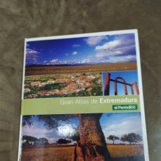 Libros antiguos: GRAN ATLAS DE EXTREMADURA. Lote 255020005
