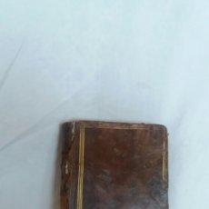 Libros antiguos: OBRAS DE BOILEAU LIBRO DEL SIGLO 18. Lote 255333700