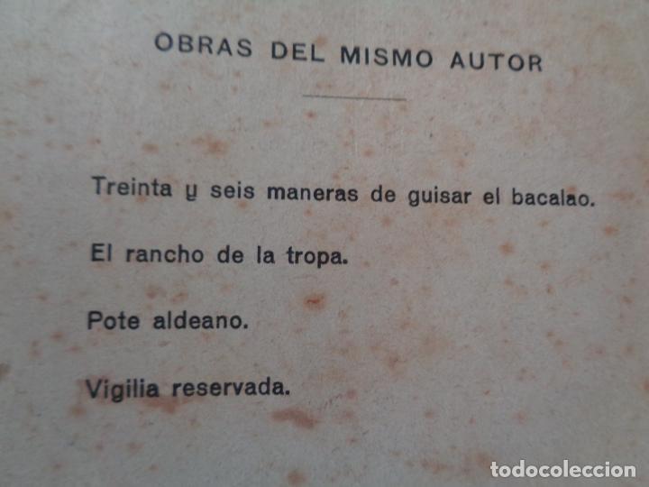 Libros antiguos: COCINA. LA COCINA PRÁCTICA, PUGA Y PARGA,MANUEL MARÍA (PICADILLO) - Foto 2 - 255484825