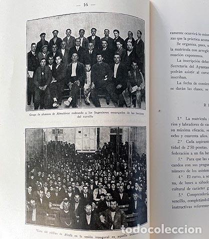 Libros antiguos: Confederación Hidrográfica del Ebro (1931) Almudévar, Alcalá de Gurrea, Gállego, Monzón, Etc. - Foto 2 - 255520680