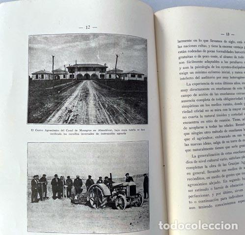 Libros antiguos: Confederación Hidrográfica del Ebro (1931) Almudévar, Alcalá de Gurrea, Gállego, Monzón, Etc. - Foto 3 - 255520680