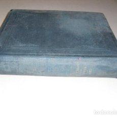 Libros antiguos: 1870 TRAITÉ DE L´ART DE CHARPENTERIE COL. EMY TOMO II. Lote 255529495