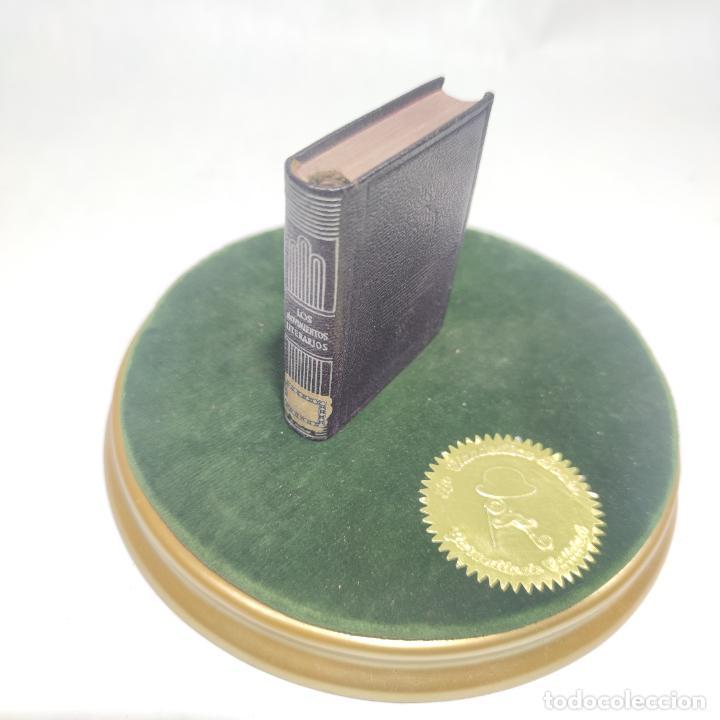 Libros antiguos: Los movimientos literarios. F Sainz de Robles. Crisolín. Nº1. 1ª edición. 1948. Aguilar. Madrid. - Foto 2 - 255634290